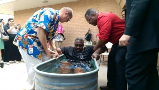 20160508_06-Larry is prepared to be baptized in the Name of Jesus Christ!