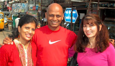 Raja & Debs Rajan spearhead the Lord's work not only in Chennai, but throughout all India!