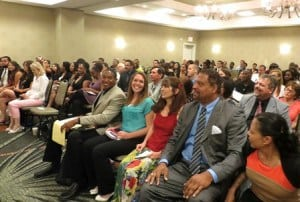 The Lord gathers 125 for the Inaugural Service of the Las Vegas International Christian Church!