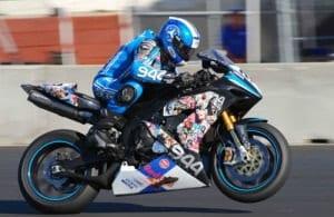 Graves Yamaha R1-LE Superbike
