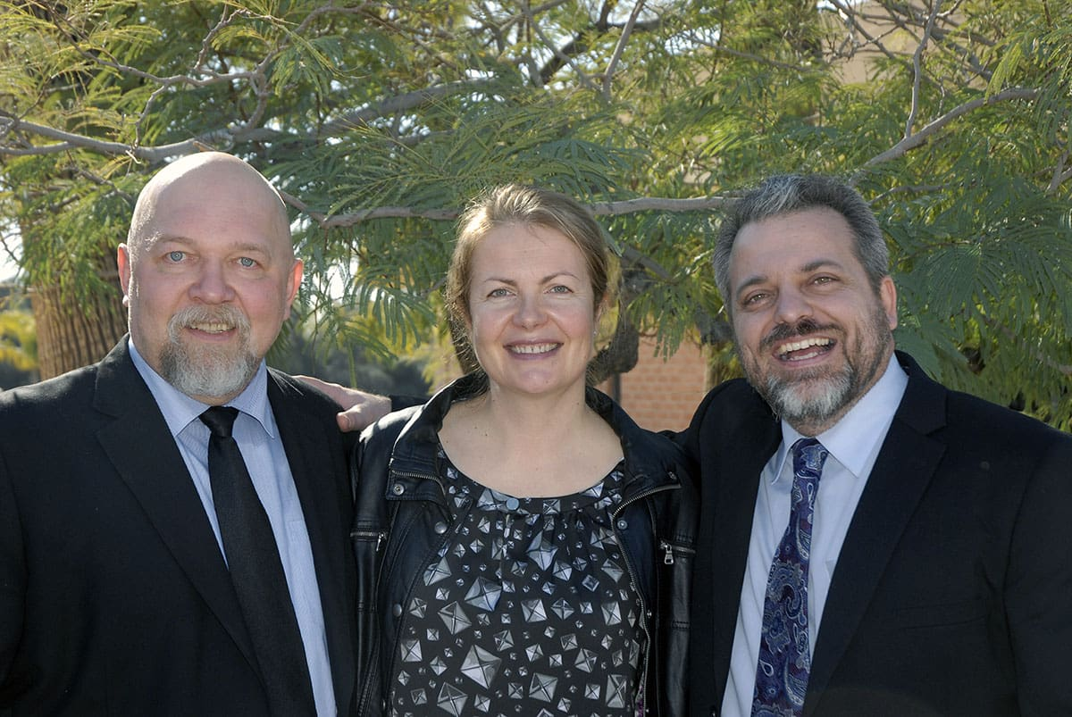 Argo and Anu Arneson built the faith and focus of the Phoenix church family powerfully at their 2014 Winter Workshop!
