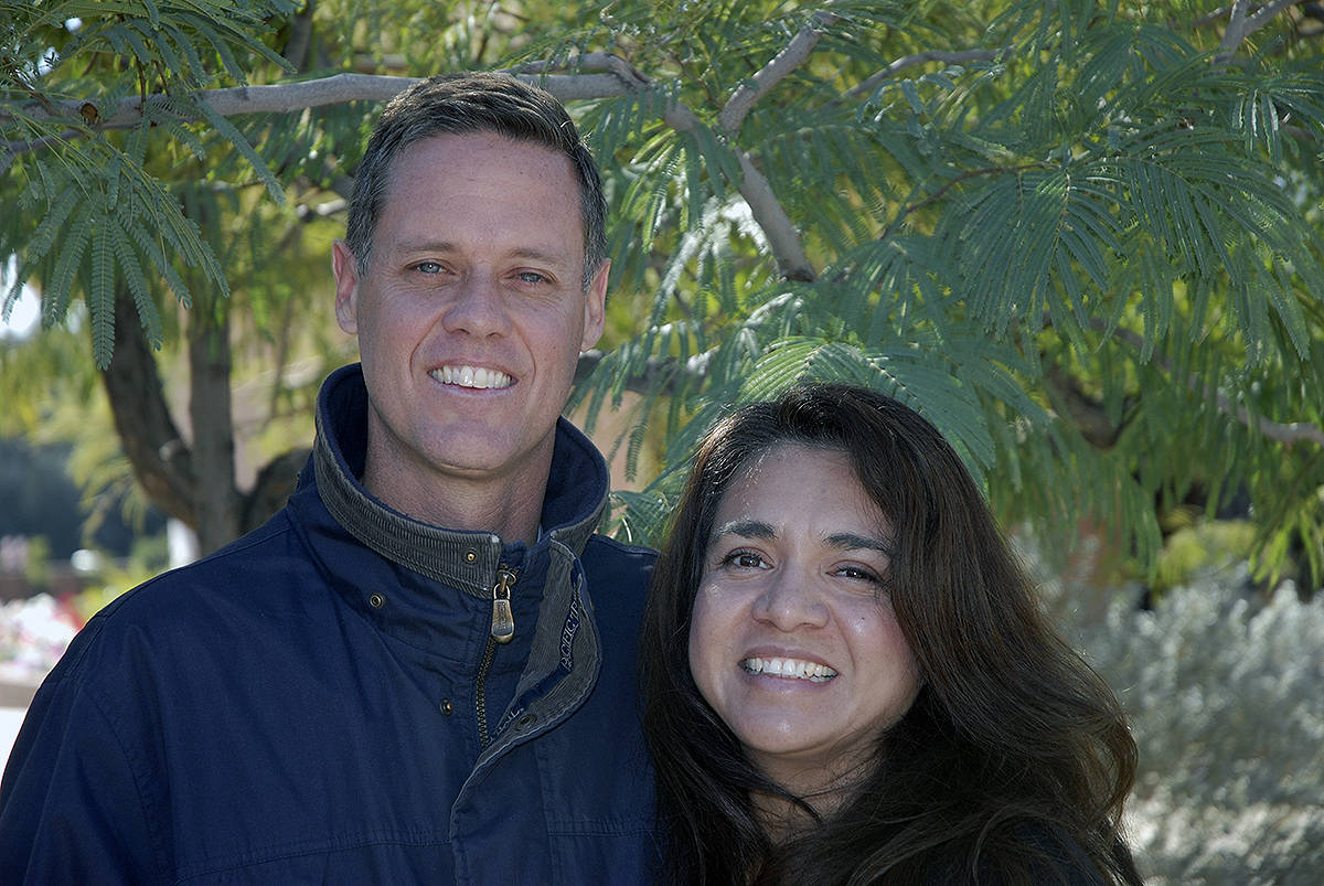 Robb and Teresa's loyalty to God and his people and deep convictions have show in their hearts to stand in the gap - serving as our newly appointed North house church leaders!