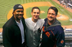 Andrew, Austin and Chris revel in the Yankees' victory over the Red Sox!