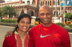 """In September, Raja & Debs Rajan will partner with the Mckeans – who will spend a month in India – to """"officially"""" plant the Chennai International Christian Church!"""