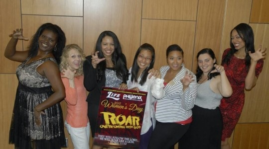 Recap: 2015 Women's Day - Roar