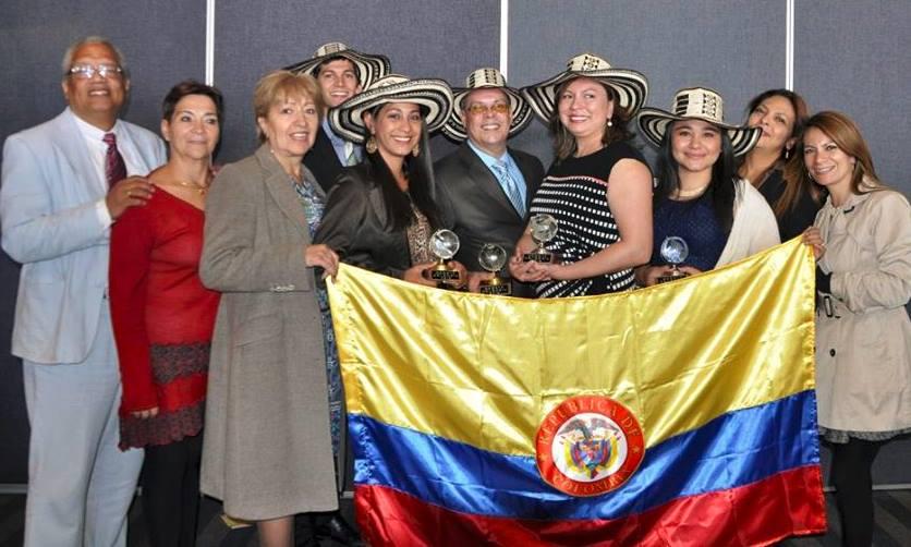 The newly –planted Bogota Columbia International Christian Church—Led by Jose and Daniela Orteo!
