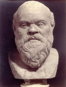 Socrates' disciples were overwhelmed with him and watched everything he did in order to be ready to teach others...