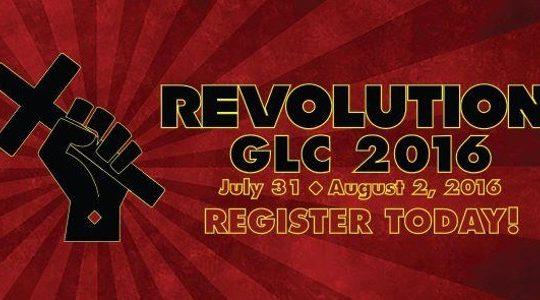 2016 GLC: Revolution - Program (July 29th - August 2nd)