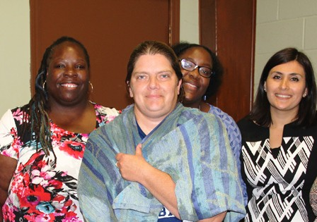 Marie is so comforted by the Lord and her dear Syracuse Sisters!