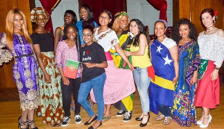 International Day at the Mighty London Church displays the seeds of the Gospel for: Spain, Jamaica, Hungary, Portugal, Mexico, Holland, Kenya, Nigeria, Uganda, Ireland and Ethiopia!