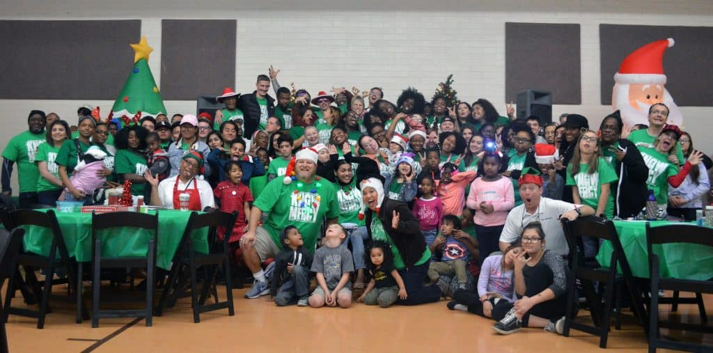 This year's Christmas Celebration with the Sunshine Acres Children's Home was a blast! A special thanks to Michelle Brown, Doug Hunt, Chris Schultz, and all the disciples who gave their hearts to the children at our 2017 MERCY Toy Drive event!